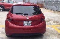 Bán Peugeot 208 1.6 AT đời 2015, màu đỏ, nhập khẩu nguyên chiếc đã đi 32.000 km giá 600 triệu tại Tp.HCM