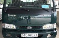 Bán Kia K165 2T4 thùng lửng năm 2015, màu xanh giá 280 triệu tại Cần Thơ