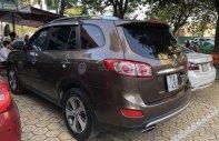 Cần bán xe Hyundai Santa Fe SLX 2.0AT 2012, màu nâu, nhập khẩu giá 680 triệu tại Hà Nội