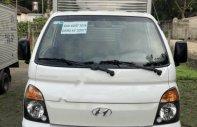 Bán xe Hyundai H100, 1 tấn, máy cơ, SX 2016, ĐK 2/2017, màu trắng, thùng kín giá 315 triệu tại Nghệ An