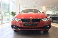Bán BMW 420i Gran Coupe sản xuất 2018, màu đỏ, nhập khẩu giá 2 tỷ 89 tr tại Tp.HCM