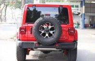 Cần bán Jeep Wrangler năm 2018, màu đỏ, hoàn toàn mới giá 4 tỷ 81 tr tại Hà Nội
