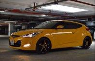 Cần bán Hyundai Veloster đời 2011, màu vàng, xe nhập, giá chỉ 499 triệu giá 499 triệu tại Tp.HCM