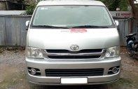 Bán Toyota Hiace Supper Wagon 10 chỗ- máy xăng- 2009 giá 310 triệu tại Hà Nội