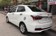 Bán xe i10 năm 2018 màu trắng, giá 448 triệu, hỗ trợ trả góp 75% giá trị xe giá 448 triệu tại Hà Nội