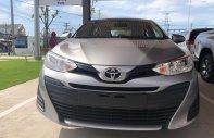Bán xe Toyota Vios 1.5E số sàn đời 2018, màu bạc giá cạnh tranh giá 485 triệu tại Tp.HCM
