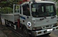 Bán Hyundai gắn cẩu 3 tấn, đời 2011, màu trắng giá 770 triệu tại Hà Nội