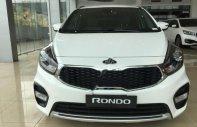 Cần bán xe Kia Rondo GAT năm sản xuất 2019, màu trắng, giá tốt giá 669 triệu tại Quảng Ninh