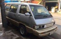 Cần bán xe Toyota Van đời 1985, màu bạc, nhập khẩu nguyên chiếc giá 47 triệu tại Tp.HCM