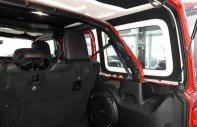Bán xe Jeep Wrangler Robicon đời 2018, màu đỏ, nhập khẩu giá 4 tỷ 100 tr tại Hà Nội