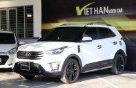 Cần bán Hyundai Creta 1.6AT sản xuất năm 2016, màu trắng, nhập khẩu nguyên chiếc, 666tr giá 666 triệu tại Tp.HCM