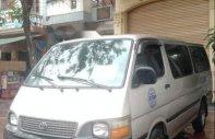 Cần bán Toyota Hiace sản xuất năm 2003, màu bạc, giá chỉ 135 triệu giá 135 triệu tại Hải Phòng