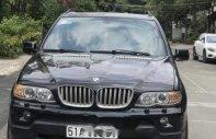 Bán lại xe BMW X5 năm sản xuất 2006, màu đen, xe nhập chính chủ, giá tốt giá 310 triệu tại Tp.HCM