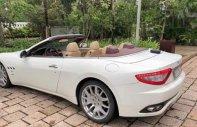 Bán xe Maserati Granturismo 4.7 V8 đời 2010, màu trắng nhập khẩu giá 3 tỷ 500 tr tại Tp.HCM