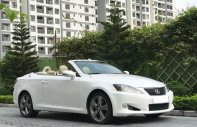 Bán Lexus IS đời 2012, màu trắng, nhập khẩu nguyên chiếc giá 1 tỷ 450 tr tại Hà Nội