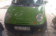 Cần bán gấp Daewoo Matiz sản xuất năm 2005, màu xanh lục giá 70 triệu tại Lạng Sơn