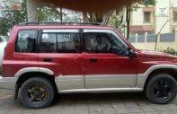 Bán xe Suzuki Vitara JLX đời 2005, màu đỏ giá 158 triệu tại Hà Nam