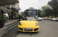 Bán Porsche Boxster 2015, màu vàng, nhập khẩu, chính chủ giá 3 tỷ 300 tr tại Hà Nội