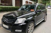 Bán Mercedes GLK 3.0 AT sản xuất năm 2010, màu đen, đăng ký 2012 giá 760 triệu tại Hà Nội