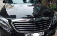 Cần bán lại xe Mercedes S500 2014, màu đen, nhập khẩu chính chủ giá 3 tỷ 700 tr tại Hà Nội