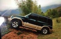 Bán Suzuki Vitara JLX sx 2005, số tay, máy xăng, màu xanh, nội thất màu kem giá 175 triệu tại Thái Nguyên