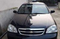 Cần bán lại xe Chevrolet Lacetti 2011, màu đen, 200tr giá 200 triệu tại Hà Tĩnh