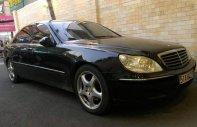Bán xe Mercedes S500 năm 2005, màu đen, ít sử dụng, giá 450tr giá 450 triệu tại Tp.HCM