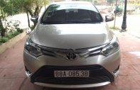 Bán Toyota Vios đời 2015, màu vàng như mới, giá tốt giá 448 triệu tại Vĩnh Phúc