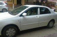 Cần bán Toyota Corolla đời 2003, màu trắng, giá tốt giá 166 triệu tại Lào Cai
