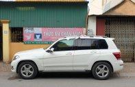 Bán Mercedes GLK 250 4Matic năm 2013, màu trắng còn mới giá 1 tỷ 88 tr tại Hà Nội