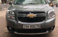 Cần bán lại xe Chevrolet Orlando LT 1.8 MT sản xuất 2012, màu xanh lam  giá 378 triệu tại Hà Nội