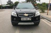 Bán Chevrolet Captiva LT đời 2008, màu đen số sàn giá 279 triệu tại Hà Nội