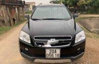 Cần bán Chevrolet Captiva sản xuất 2007, màu đen số sàn, giá 229tr giá 229 triệu tại Hà Nội