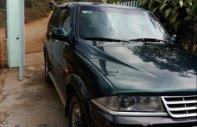 Cần bán lại xe Ssangyong Musso sản xuất năm 1999, xe nhập ít sử dụng giá cạnh tranh giá 120 triệu tại Lâm Đồng