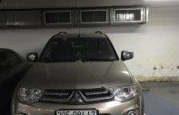 Bán ô tô Mitsubishi Pajero Sport đời 2015, đăng ký tháng 10-2017 giá 710 triệu tại Hà Nội