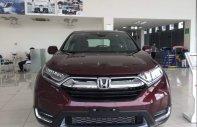 Cần bán xe Honda CR V 1.5G sản xuất 2018, màu đỏ, xe nhập giá 1 tỷ 23 tr tại Hà Nội