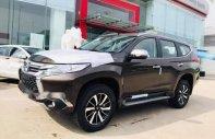 Bán ô tô Mitsubishi Pajero Sport năm 2019, màu nâu, nhập khẩu giá 1 tỷ 63 tr tại Hà Nội
