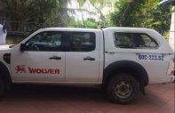 Bán Ford Ranger năm 2009, màu trắng, nhập khẩu nguyên chiếc số sàn giá 282 triệu tại Hà Nội