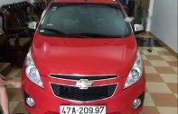 Bán ô tô Chevrolet Spark năm sản xuất 2013, màu đỏ xe gia đình, giá tốt giá 220 triệu tại Đắk Lắk