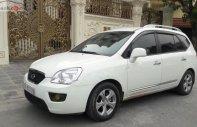 Cần bán Kia Carens 2.0 số sàn, màu trắng, nội thất đen, sản xuất 2016, đã chạy 5 vạn km giá 440 triệu tại Hà Nội