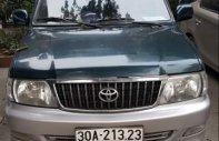 Cần bán gấp Toyota Zace MT đời 2004, xe gia đình công chức đi làm, bảo dưỡng định kỳ giá 220 triệu tại Hà Nội