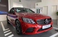 Cần bán Mercedes C300 AMG 2019, màu đỏ giá 1 tỷ 939 tr tại Hà Nội