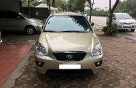 Bán xe Kia Carens SX đời 2014 số tự động, màu vàng biển Hà Nội giá 415 triệu tại Hà Nội