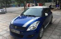 Cần bán Suzuki Swift 1.4 AT đời 2014, màu xanh lam giá 405 triệu tại Hà Nội