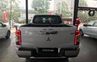 Cần bán Mitsubishi Triton sản xuất năm 2019, màu trắng, nhập khẩu nguyên chiếc  giá 730 triệu tại Hà Nội