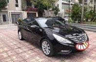 Bán Hyundai Sonata đời 2011, màu đen, xe nhập giá 495 triệu tại Bình Dương