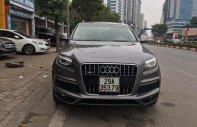 Cần bán xe Audi Q7 Sline nhập Mỹ 3.0 TFSI 2011 như model 2014, màu xám (ghi), xe nhập giá 1 tỷ 380 tr tại Hà Nội