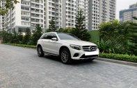 Bán xe Mercedes GLC 300 4Matic sản xuất 2017, màu trắng ngọc trinh giá 2 tỷ 20 tr tại Hà Nội