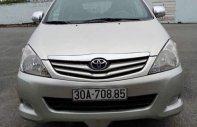 Cần bán xe Toyota Innova G năm sản xuất 2009, màu bạc như mới giá 268 triệu tại Hà Nội