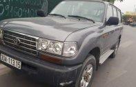 Cần bán lại xe Toyota Land Cruiser đời 1995, màu xám, xe nhập chính chủ giá 168 triệu tại Hà Nội